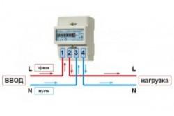 Схемы для подключения счетчика электроэнергии своими руками: инструкция по выполнению работ и практические советы