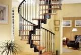 Винтовая лестница – красота или опасность?